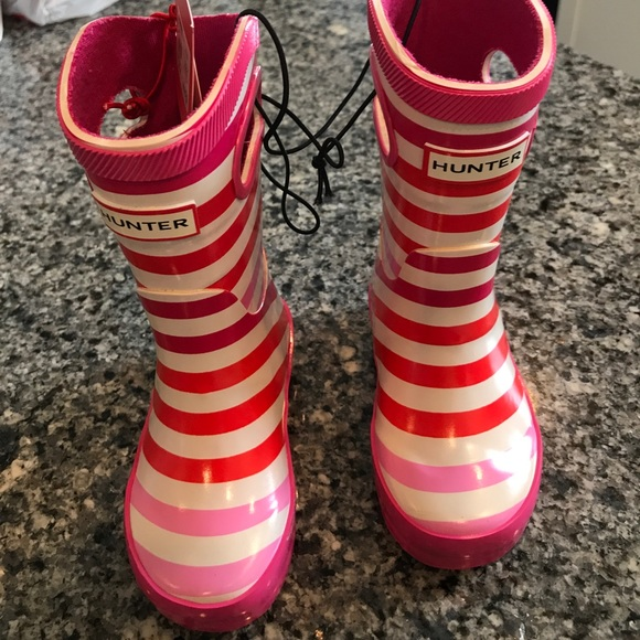 Hunter Boots Other - Hunter girl boots toddler size 5 NWT